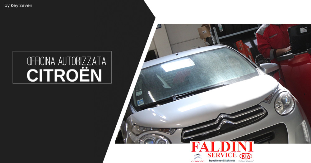 Officina Autorizzata Citroën